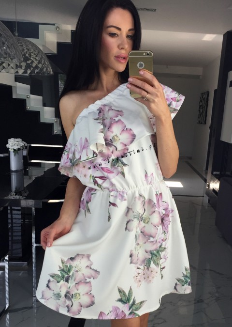 Sukienka Cocomore Paloma ecru
