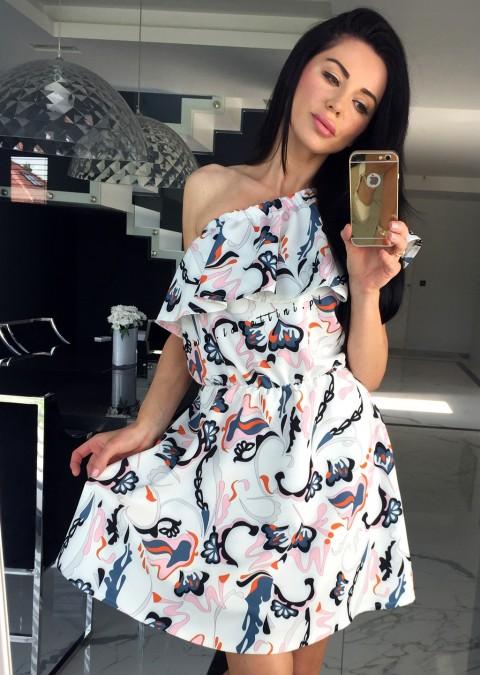 Sukienka Cocomore Portofino ecru