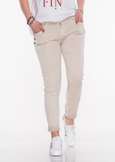 15126308 Spodnie / Jeansy - Lagattini