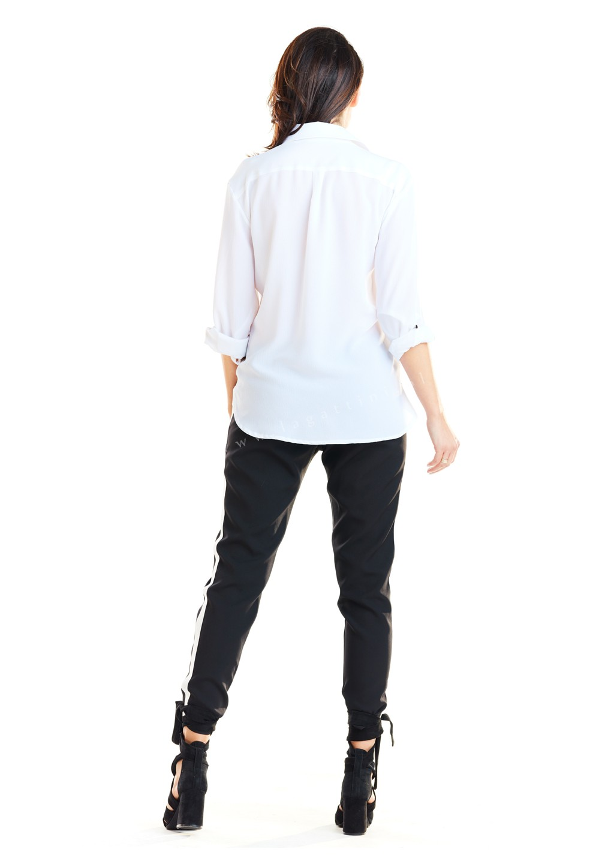 Spodnie lampas Limited Edition czarne