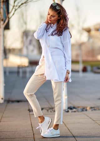 Spodnie lampas Limited Edition khaki