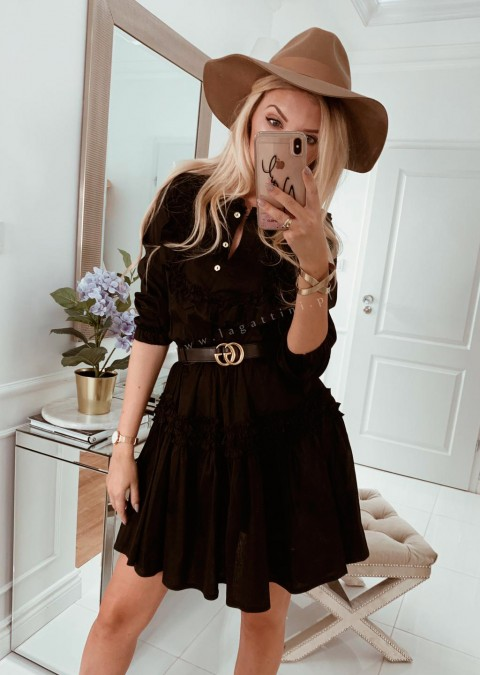 Sukienka Cocomore czarna