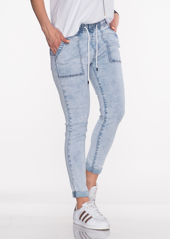 Włoskie jeans