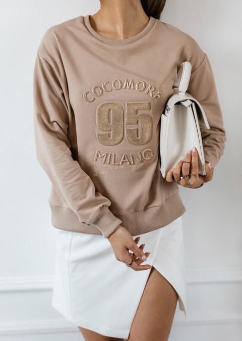Bluza Cocomore 95 Milano beżowy