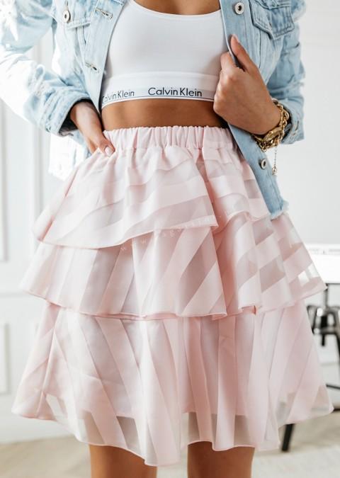 Spódnica Cocomore LILY różowy pastel