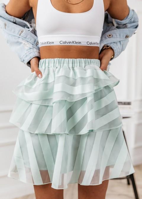 Spódnica Cocomore LILY miętowa