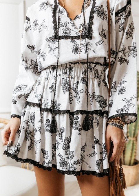 Spódnica Cocomore ANNA biała