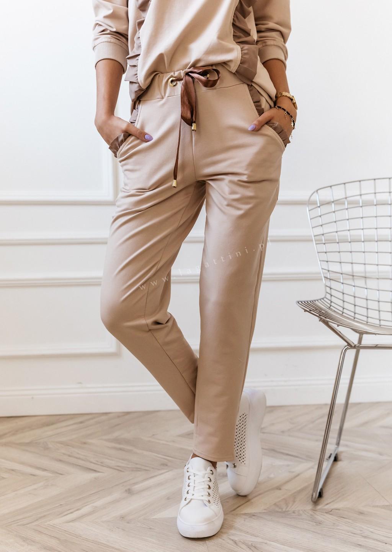 spodnie komplet
