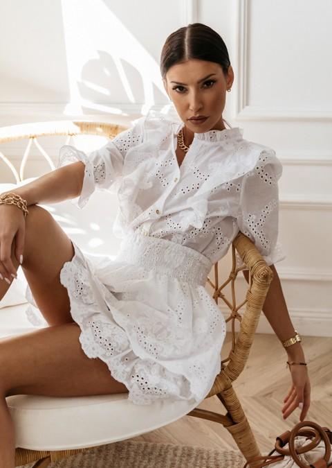 Spódnica Cocomore Boho biała