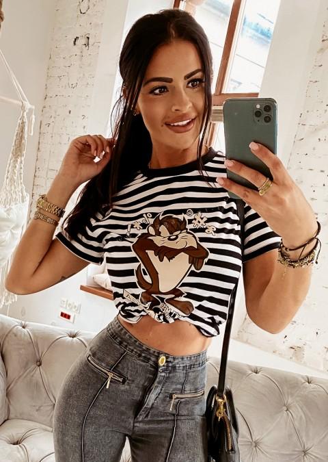 T-shirt O'la Voga DEVIL