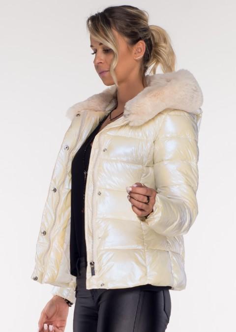 Włoska kurtka VENEZIA beige