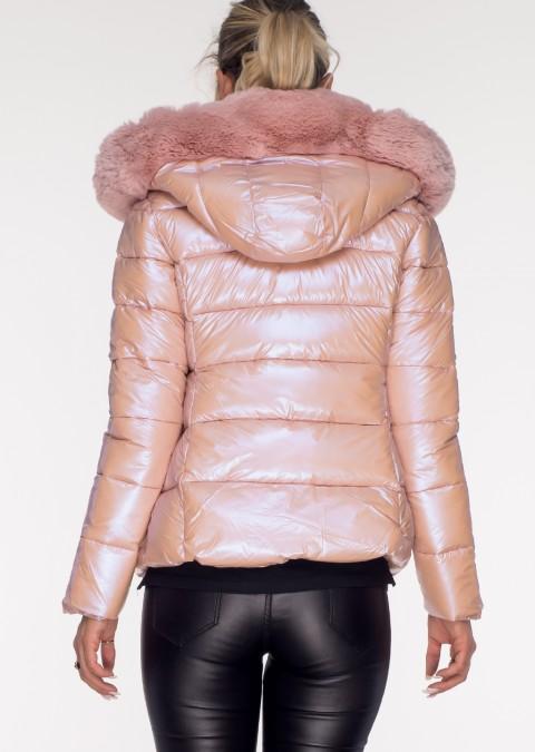 Włoska kurtka VENEZIA pink