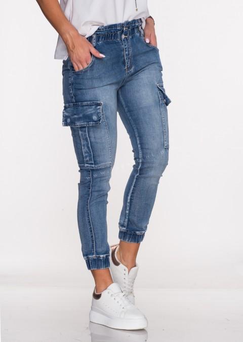 Włoskie jeansy WENDY blue jeans_600