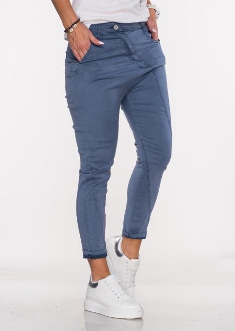 Włoskie jeansy BAGGY MORELLI denim /26