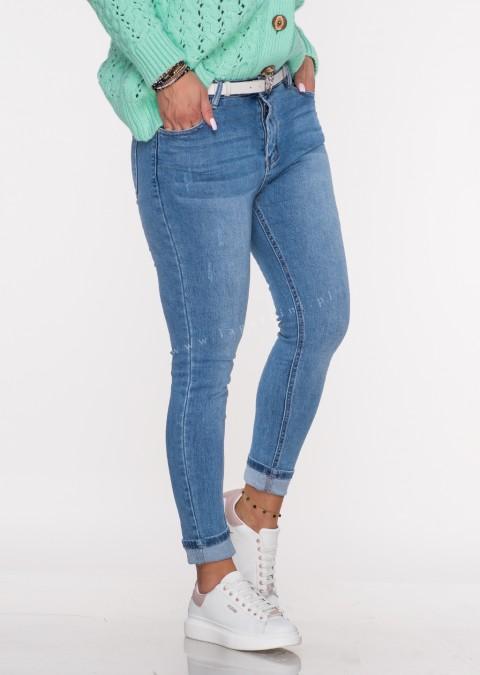 Klasyczne jeansy CAPPONE denim