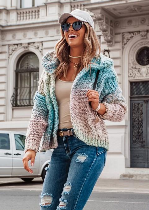 Sweter Cocomore RAINBOW