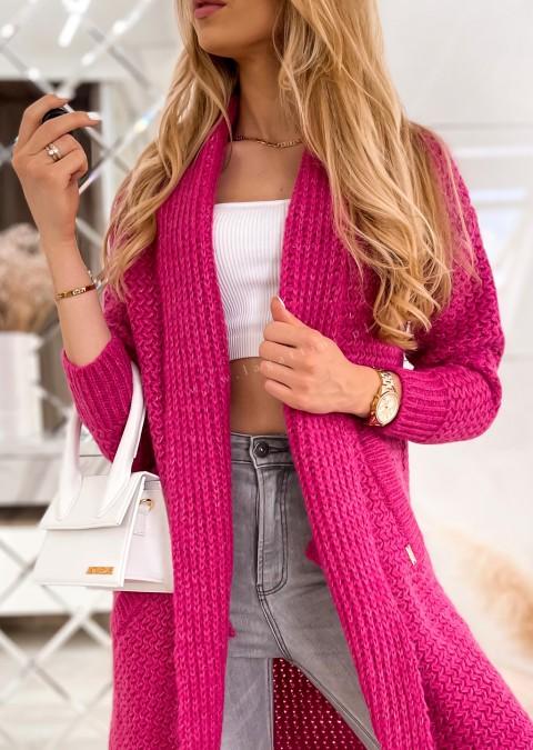 Sweter COCOMORE jasny róż