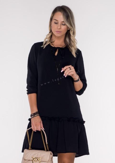 Sukienka HEYDEN czarna
